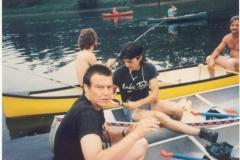 Flash, Chachi, Eric & Teddy